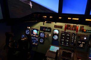 Flugsimulator als Geschenk für Teenager Jungen
