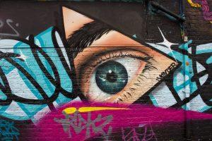 Graffiti-Workshop als Geschenk für Teenager Jungen